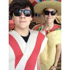 Aaron Carpenter Jake Foushee! The Magcon Boys ❤ liked on Polyvore featuring magcon