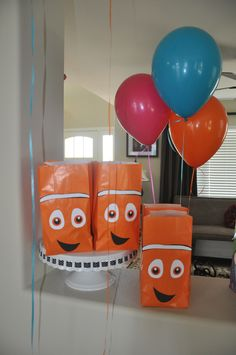 Finding Nemo Goodie Bags