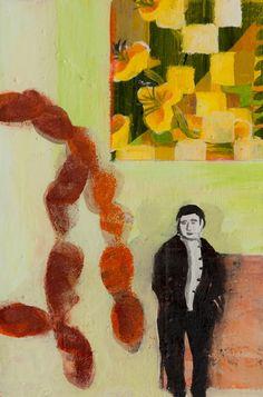 """O Centro Cultural Paço Imperial apresenta até o dia 2 de novembro a exposição """"Chico Cunha Pinturas e Desenhos"""", com trabalhos de um dos principais expoentes da Geração 80, com entrada Catraca Livre."""
