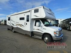 Used 2008 Winnebago Outlook 31C Motor Home Class C at General RV   North Canton, OH   #133972