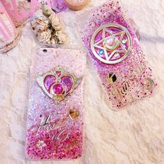 Sailor Moon Blingbling Phone Case CP154550 – Cospicky