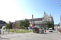 Marienplatz : München, Bayern