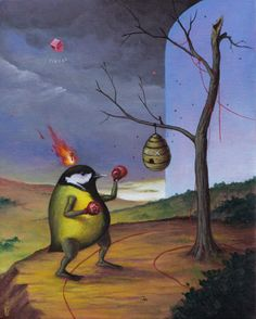 El Gato Chimney's Pagan Fairy Tale World.