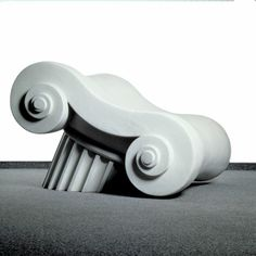 Capitello Chair - by Studio 65 Decoration/ornamentalism/complexity/parody