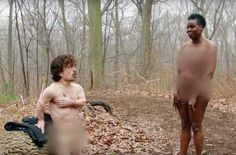 What would happen if Leslie Jones and Peter Dinklage spent 21 days together in the woods for a celebrity edition of Naked and Afraid? We'll never know for sure, but the latest episode of Saturday Night Live gave everyone a pretty good idea of how it might look.  During Saturday's edition, hosted by Dinklage, the Game of Thrones star and SNL cast member were thrown into the woods with only their smarts, survival instincts, and one item. Dinklage brought a fire starter; Jones decided to…