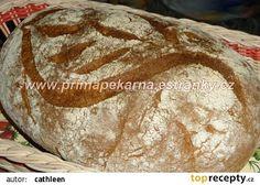 Tmavý slunečnicový chléb s podmáslím recept - TopRecepty.cz