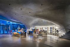 Three Museums with Outstanding Retail Spaces
