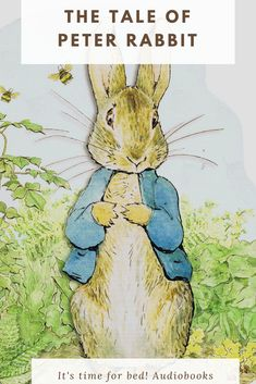 Based on the classic Beatrix Potter series with the famous Tale of Peter Rabbit. A favourite of children for many years! Hope you enjoy it too! Free Stories, Stories For Kids, Audio Books For Kids, Calm Meditation, The Gruffalo, Jack And The Beanstalk, Peter Rabbit, Beatrix Potter, Bedtime Stories