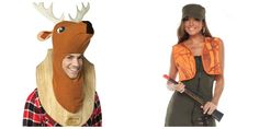 7 hilarious hunting and fishing Halloween costume ideas