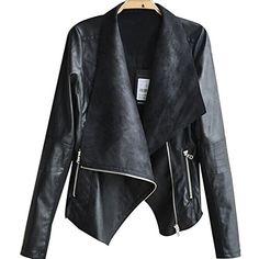 Xiaokesong® Damen Winter Bomberjacke lederjacke Steppmantel Bikerjacke Kurz Jacke Blazer (M) Xiaokesong http://www.amazon.de/dp/B019OFLTBU/ref=cm_sw_r_pi_dp_ILC.wb14TE3E6