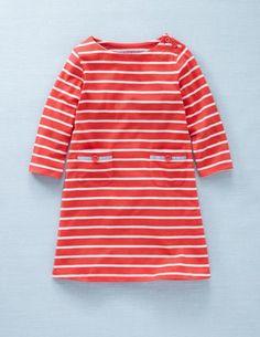 boatneck dress mini boden
