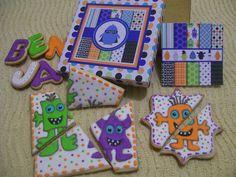 Cookies Puzzles