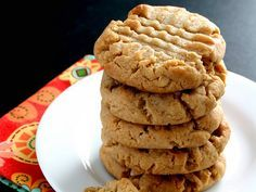 Peanut Butter Cookies sugar free