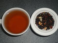 En mi taza de té han probado uno de los nuestros, su reto: Probar un té distinto cada día del año. Día 4: té negro Ponche de Navidad de soloinfusiones.com