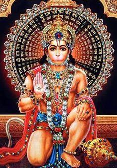 Sanskar Fine Art Glossy Paper Poster Of Hanuman Ji - 9 X 12 Inch: Buy Sanskar Fine Art Glossy Paper Poster Of Hanuman Ji - 9 X 12 Inch at Best Price in India on Snapdeal