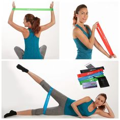 4 Best Durable Resistance Loop Band by Cool and Light _ƍ Set of 4 Effective Bands for Core Exercises Ankles, Legs, Shoulders, Arms _ƍ Light, Medium, Heavy and Extra Heavy Resistance Levels _ƍ Perfect for Pilates, P90x, Insanity, Asylum, Yoga, Crossfit Training, Beachbody, Physical Therapy, Strengthening, Upper Body, Brazil Butt Lift or Any Other Workout _ƍ100% Natural Latex _ƍ Money Back Guarantee _ƍ FREE CARRYING BAG INCLUDED! _ƍ -- Startling review available here  : Weight loss…