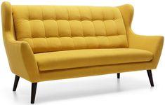 Sofa, Couch, Love Seat, Interior Design, Furniture, Home Decor, Living Room, Nest Design, Settee