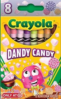 "The Crayon Blog: The Crayola Target ""Pick your Pack"" Exclusive Set   Dandy Candy - Need this"
