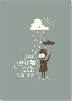Rain - © Mayra Magalhães