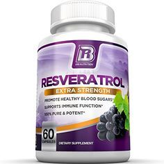 Top Rated Resveratrol - 1200mg Maximum Strength Supplement - 30 Day Supply - 60 Veggie Capsules - 2 Capsules Per Serving - By BRI Nutrition BRI Nutrition http://www.amazon.com/dp/B00LPW9X32/ref=cm_sw_r_pi_dp_RK4Xvb0PB554Q