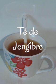 Té de jengibre para un vientre plano. #tedejengibre #jengibre #infusion #vientreplano
