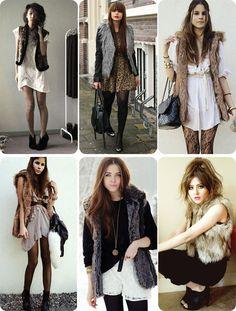 http://www.modaparausar.com/2012/07/item-para-espantar-o-frio-colete-de-pele-fake/  Colete de pele fake