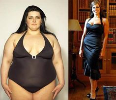 Are You Responsible Enough. Before and After weight loss success!