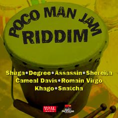 Poco Man Jam Riddim is a brand new dancehall juggling from Penthouse Productions which features Romain Virgo, Assassin, Khago, Degree, Shuga...