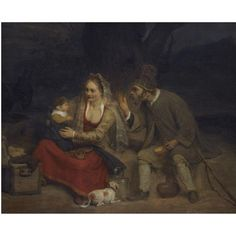 Prices and auction sale details for the rest on the flight into egypt, Painting by artist Aert DE GELDER Dutch Painters, Rembrandt, Golden Age, Oil On Canvas, Rest, Auction, Artwork, Painting, Saint Joseph