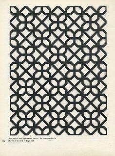 Pattern in Islamic Art - 124 Islamic Motifs, Islamic Art Pattern, Arabic Pattern, Pattern Art, Pattern Design, Geometric Patterns, Geometric Designs, Geometric Art, Textures Patterns