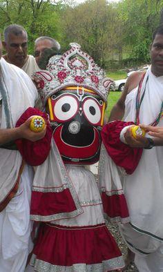Snana Yatra Festival at the Hare Krishna Baltimore Temple - 5/10/14 (Album 63 photos)
