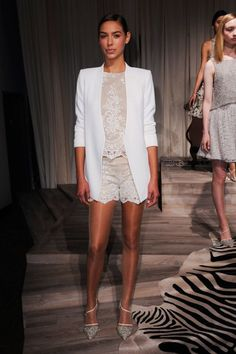 Alice and Olivia Spring 2014 Runway Show