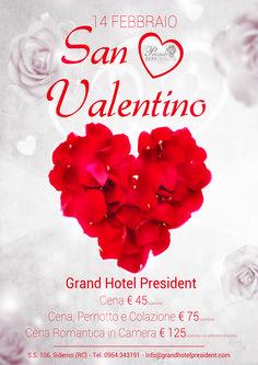 Offerte speciali per un romantico San Valentino in Calabria. Scopri di più!