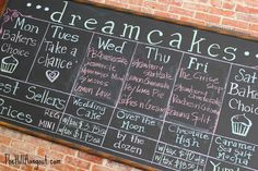 Buying a cafe business plan
