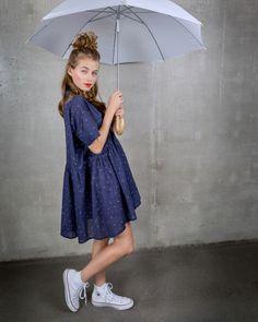 """Susanne Hirt ✂️ Schnittmuster on Instagram: """"Luftig, weit schwingend 💫  und super bequem zu tragen. Trends, Super, Vintage, Instagram, Style, Fashion, Fashion Styles, Tunic Sewing Patterns, Swag"""