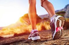 Photographic Print: Athlete Running Sport Feet on Trail Healthy Lifestyle Fitness by warrengoldswain : Fitness Workouts, Fun Workouts, Best Workout Songs, Workout Music, After C Section Workout, Ingo Froböse, Shoes For High Arches, Half Marathon Training Schedule, 10000 Steps A Day