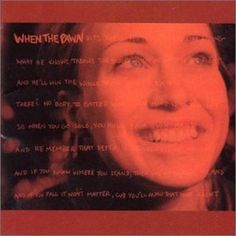 Fiona Apple - When the Pawn... Album Cover