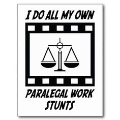Paralegal work service order