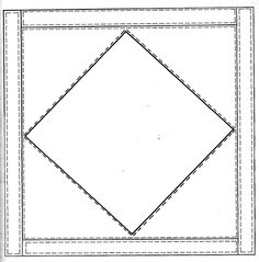 Geometrico 84 Block modello Disegno Etc Geometria Pinterest