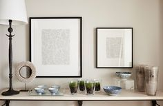 Clifton project by Yvonne O'Brien Interior design. Table Arrangements, Contemporary, Modern, My Dream Home, House Tours, Home Accessories, Gallery Wall, Wall Decor, House Design