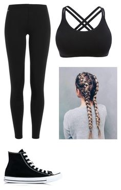 """""""Untitled #986"""" by catrinel-grigorescu on Polyvore featuring Polo Ralph Lauren and Converse"""