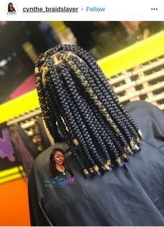 short box braids Image in Braids/Locs collection by Briana B . Short Box Braids Hairstyles, Braids Hairstyles Pictures, Black Girl Braided Hairstyles, Twist Braid Hairstyles, African Braids Hairstyles, Short Braids, Hairstyle Short, School Hairstyles, Prom Hairstyles