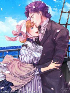 Erina & Jonathan
