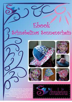 Schnabelinas Sonnenschein Hut Freebook Kopfumfang: 42-62 (auch für Erwachsene)