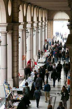 Portici Di Carta. Torino, Via Roma