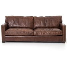 9 Best distressed leather couch images | Homes, Living Room, Living ...