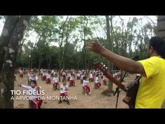 A Arvore Da Montanha - Tio Fidélis - musiquinhação - Musicalização Infantil