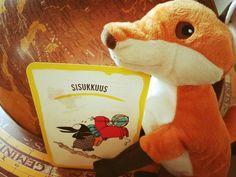 Vahvuus 26: Sisukkuus Dinosaur Stuffed Animal, Teddy Bear, Teaching, Toys, Animals, Activity Toys, Animales, Animaux, Teddybear