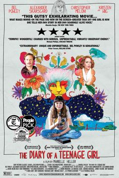 The Diary of a Teenage Girl An artists' artists' artists' movie, really good stuff.