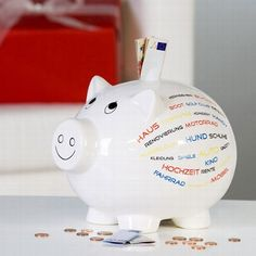 Piggy Bank for Wedding